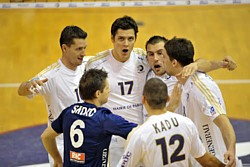 Paris Volley vs Avignon: 3 – 2 !