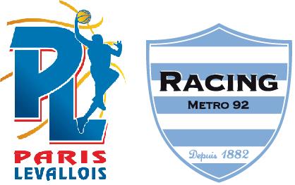 Paris Levallois et Racing Métro: Même combat !