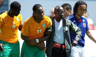 Coupe du Monde: Didier Drogba absent ?