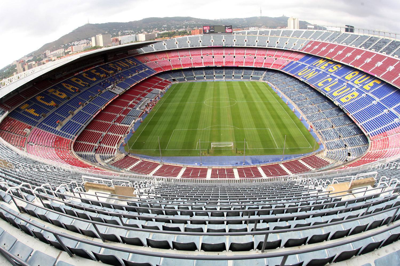 Camp Nou de Barcelone pour les finales de Top 14 2015-2016