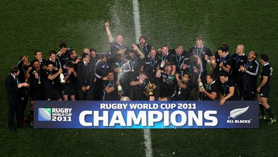 Rugby World Cup 2011 Achievements