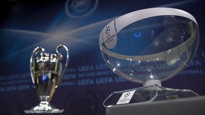 Ligue des Champions: Le tirage des groupes !