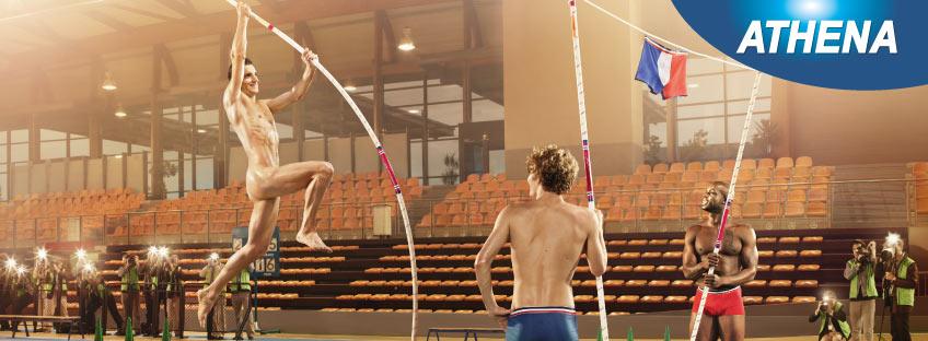 Jeux Olympiques : Sportifs Nus Voir