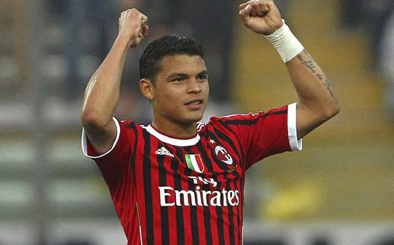 Thiago Silva au PSG, ca sent bon ! Photo: Getty Images