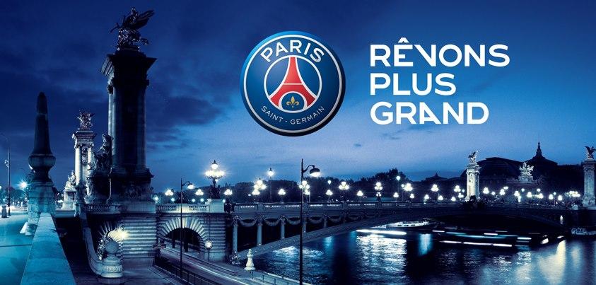 Le nouveau logo du PSG 2013