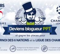 concours Champions League UEFA et RBF 6nations