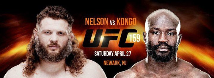 cheick kongo roy nelson