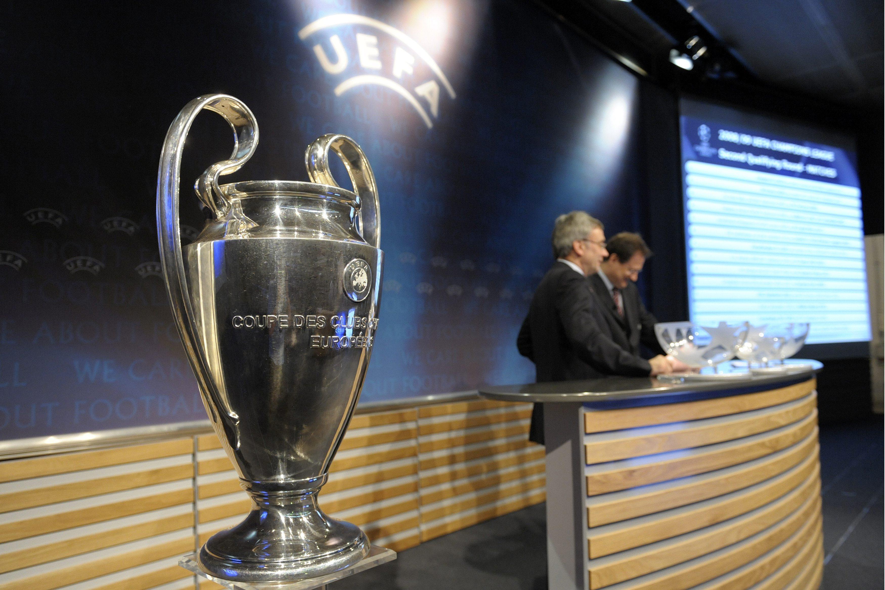 Ligue des champions le programme des demies places - Tirage demi finale coupe de la ligue ...