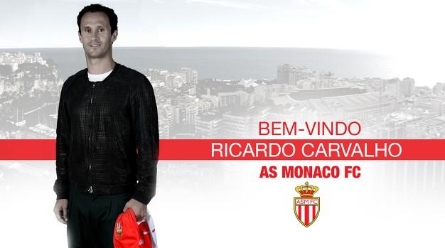 transfert Carvalho monaco