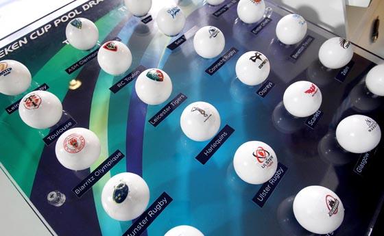 ERC  Heineken Cup Pool