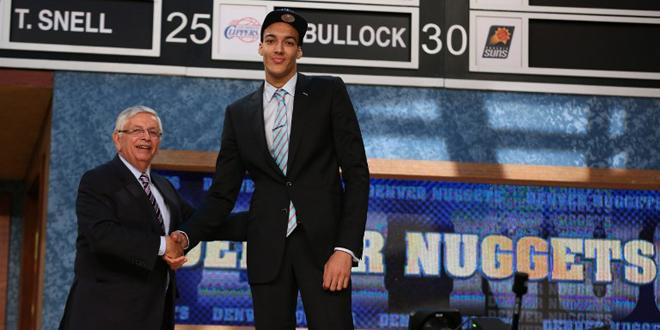 nba draft 2013 rudy gobert
