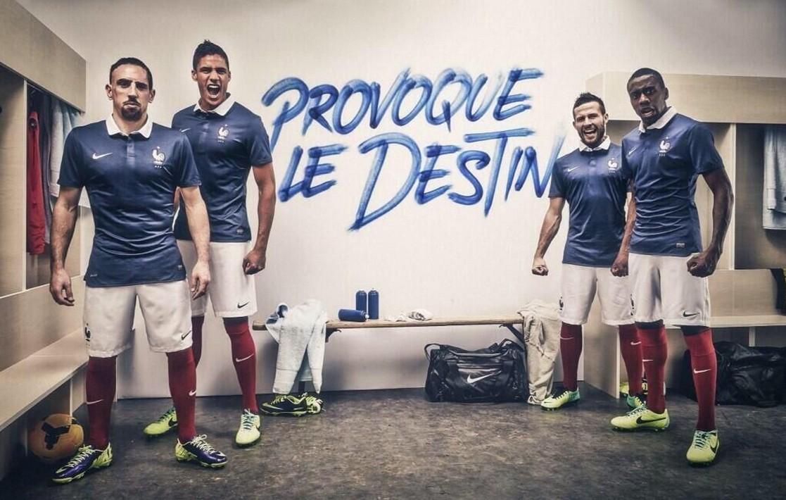 nike france coupe du monde brésil