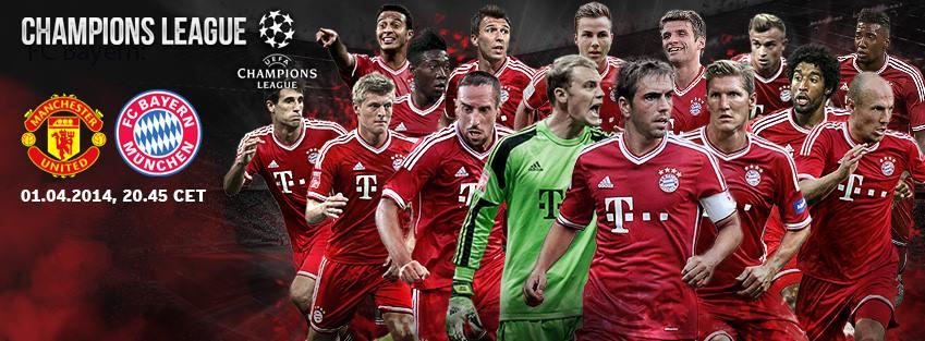 FC Bayern Müncher - Man U