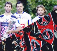 Les rencontres de ce week-end de sport : football et rugby.