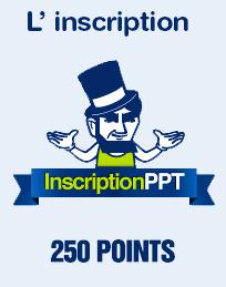 Inscris-toi sur Places Pour Tous et gagne des points pour obtenir encore plus de réduction !