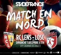 Lens - LOSC au Stade de France