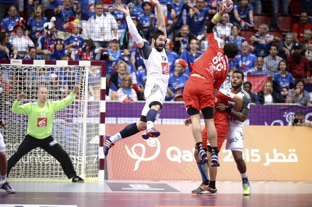 France slov nie le quart se joue ce soir places - Diffusion coupe du monde de handball 2015 ...