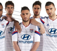 L'équipe de Lyon est 1er du championat de Ligue 1