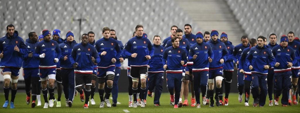 Irlande - France, le xv est inchangé pour ce deuxième round 2 du six nations
