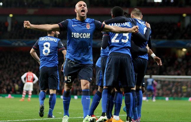 Monaco à fait le plein face à Arsenal ! De confiance et de points !