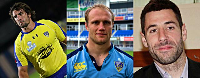 Julien Pierre, Julien Bonnaire et Julien Malzieu quitteront Clermont l'année prochaine. Grande triste. Muy triste. Much sad. :'(