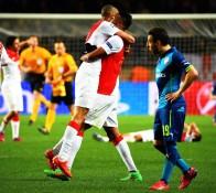 Monaco est qualifié pour les quarts de finale !